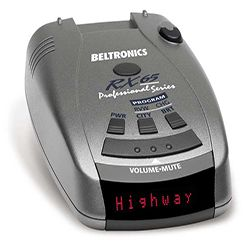 Compare Beltronics RX65