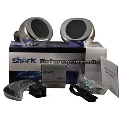 Shark Motorcycle Audio 22050