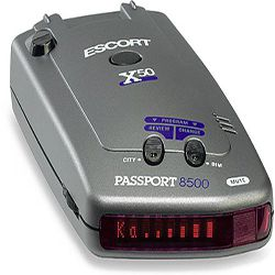 Compare Escort Passport 8500X50